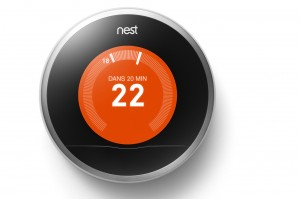 Le thermostat connecté Nest