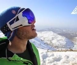 Le masque de ski connecté RideOn, idéal pour les e-sportifs à la recherche du digital dans la société de consommation