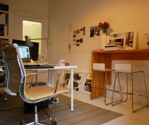 Une Smart-Home, c'est aussi un bureau connecté