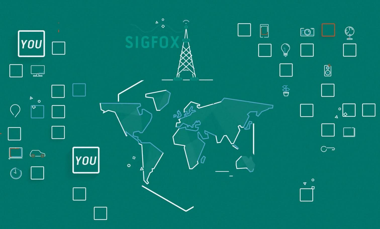 réseaux IoT