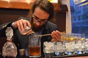 Réaliser un cocktail