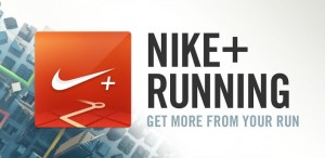 application mobile Nike + Runnning