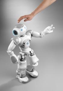 Le robot humanoïde NAO