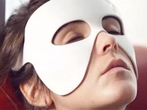 masque connecté