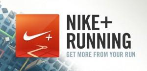 application mobile Nike + Runnning